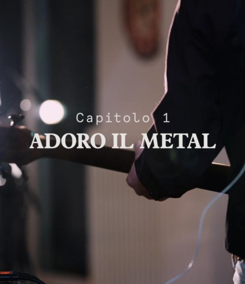 Colpi Repentini - Adoro il Metal